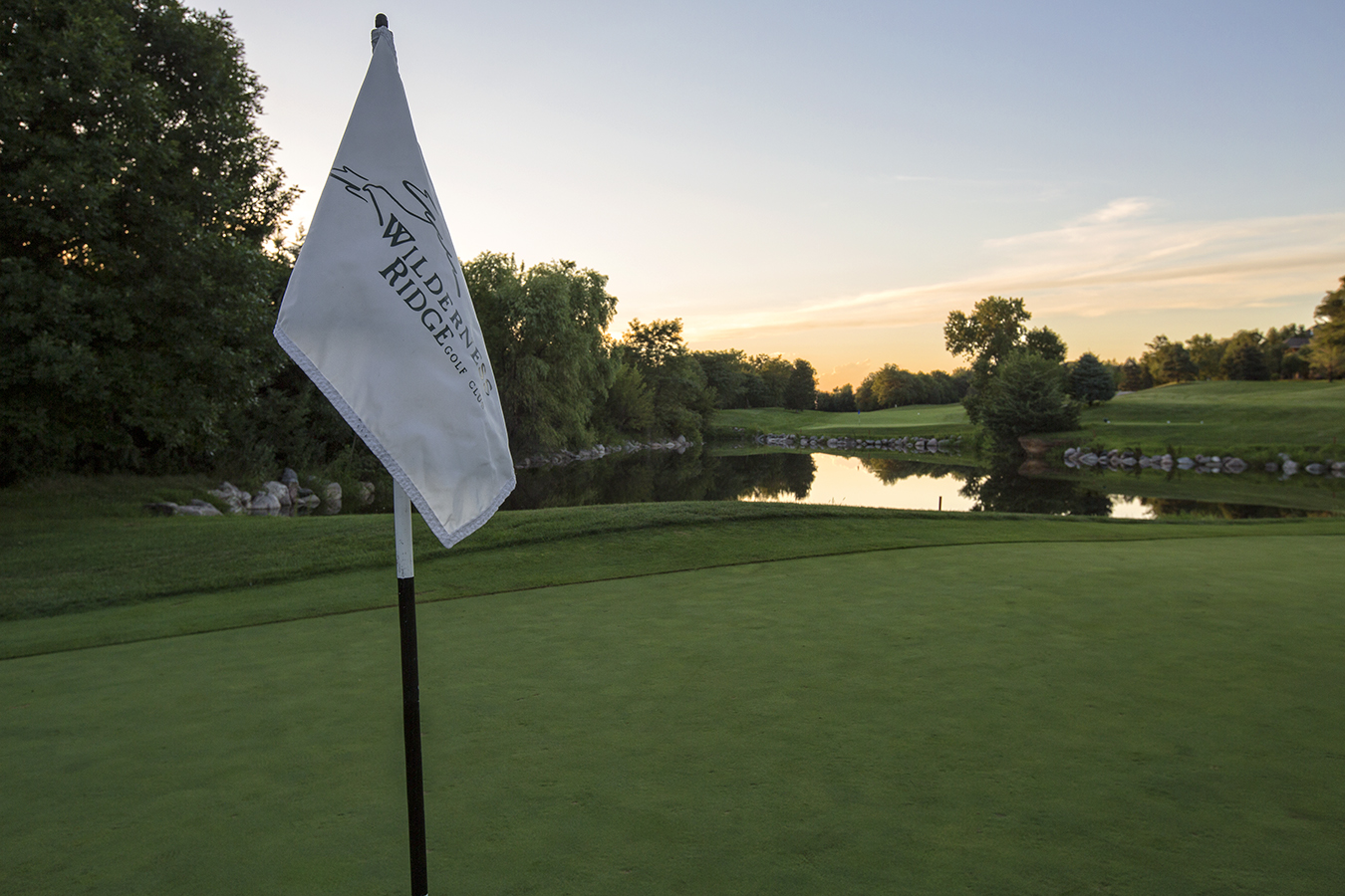 A Course to Remember   Wilderness Ridge - Golf Course, Dining ...